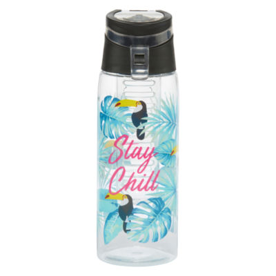 City Streets Tropics Water Bottle