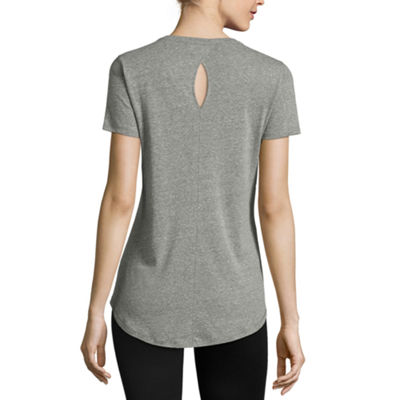 St. John's Bay Active Graphic Tee - Tall