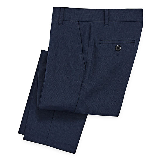 Van Heusen Flex Boy Suit Pants 4 20 Regular Husky