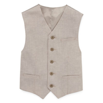 Van Heusen Flex Suit Vest - Boys 8-20 Regular