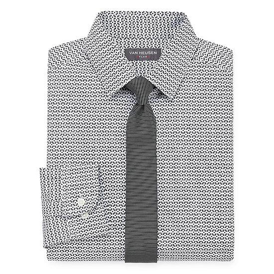 3ffc57e9bbd643 Van Heusen Flex Boys Shirt + Tie Set 8 20 Reg JCPenney