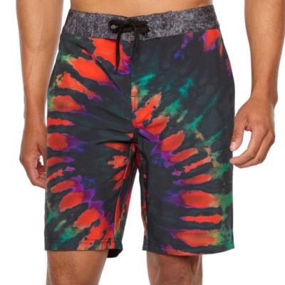 Arizona Tie Dye Swim Shorts