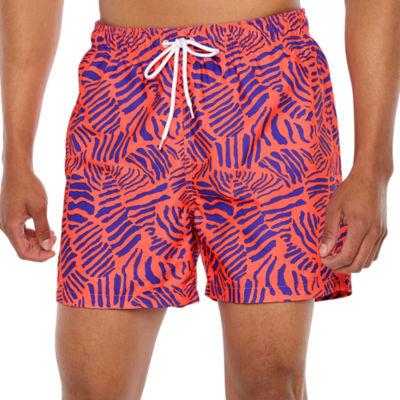 Arizona Pink Tribal Swim Shorts