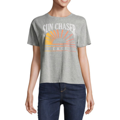 "Arizona ""Sun Chaser""  Graphic T-Shirt- Juniors"