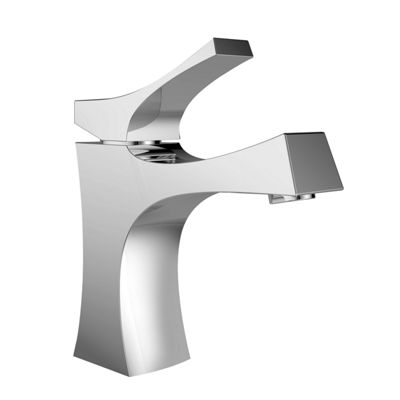 15.25-in. W Round Undermount Sink Set In White - Chrome Hardware With 1 Hole CUPC Faucet