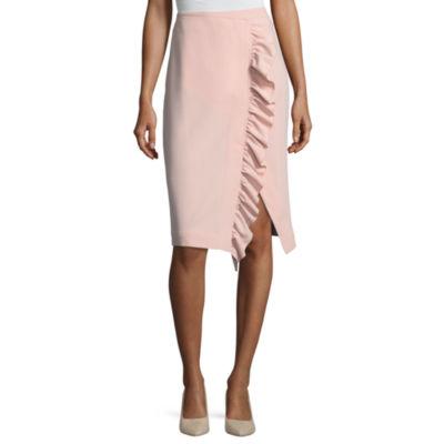 Worthington Pencil Skirt-Petites