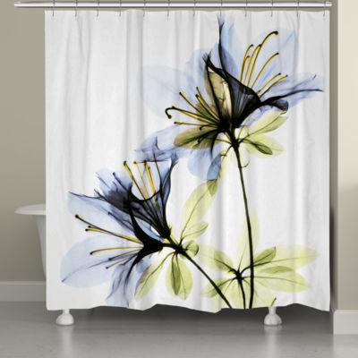 Laural Home Azalea Shower Curtain
