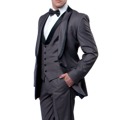 Men's 3-PC Slim Fit Tuxedo - Big & Tall
