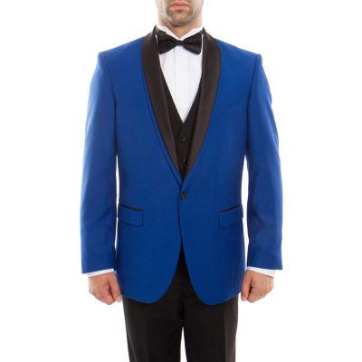 Men's 3-PC Slim Fit Tuxedo - Big & Tall