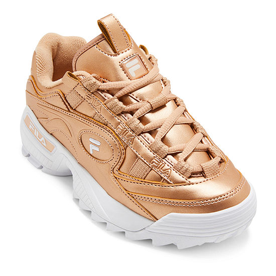 Fila D Formation Womens Sneakers Lace Up