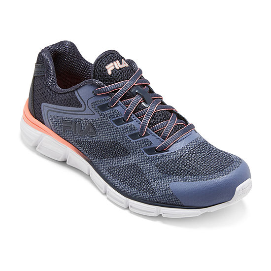 Fila Memory Exolize Womens Lace-up Running Shoes