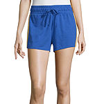 Flirtitude Pull-On Short-Juniors