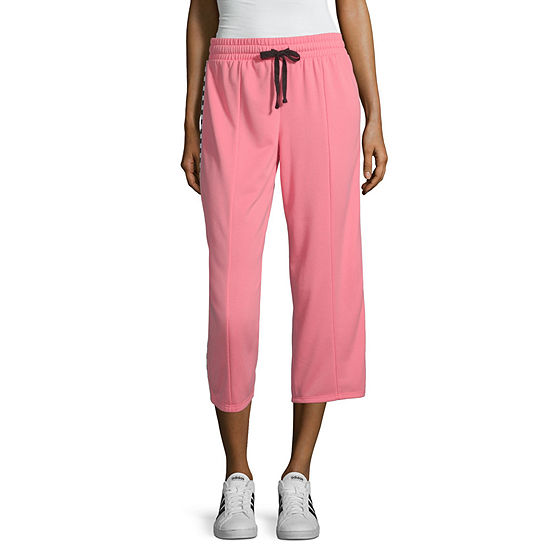 Flirtitude Womens Track Pant-Juniors