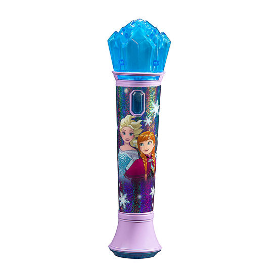 KIDdesigns Disney Frozen Magical MP3 Microphone