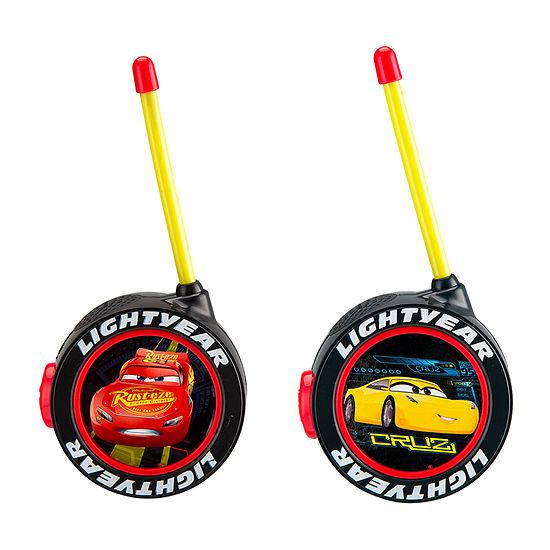 KIDdesigns Disney Pixar Cars 2 Walkie Talkies