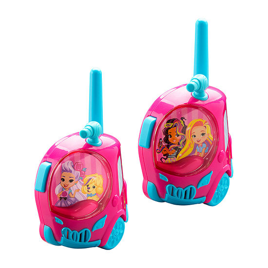 KIDdesigns Sunny Day Walkie Talkies