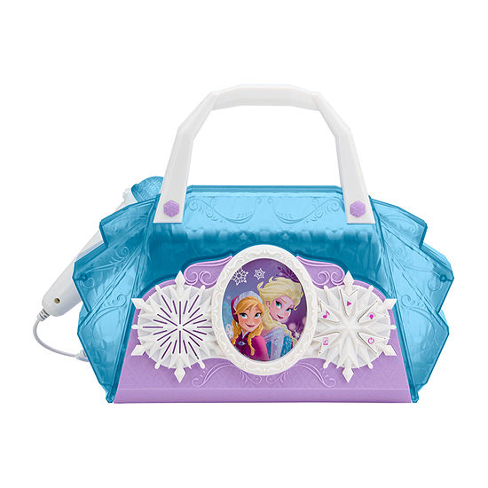 KIDdesigns Disney Frozen Sing-Along Boombox