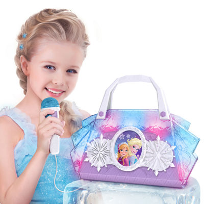 KIDdesigns Disney Frozen Sing-Along Boombox