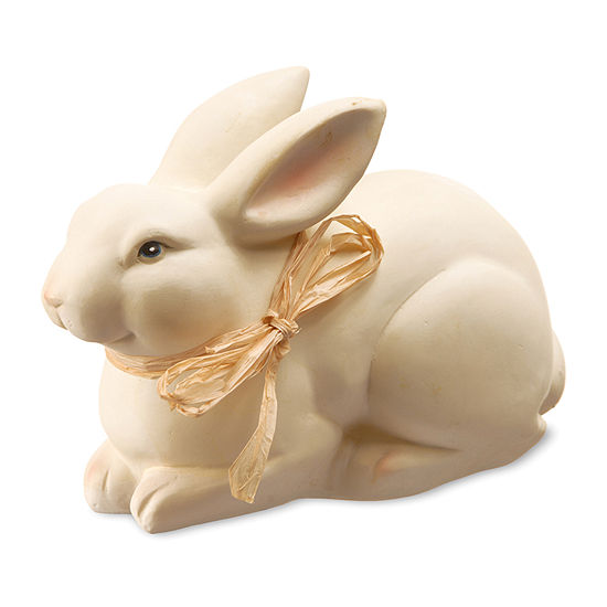 "National Tree Co. 7.5"" Rabbit Figurine"