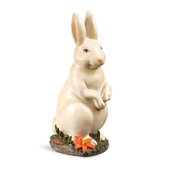 "National Tree Co. 10"" Rabbit Figurine"