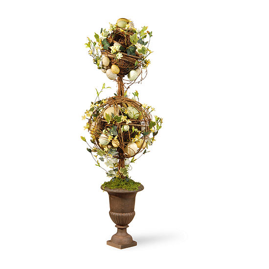 "National Tree Co. 26"" Topiary Easter Tree"