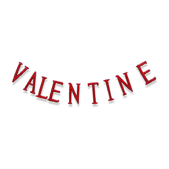 "National Tree Co. 76"" Valentine Sign Wall Sign"