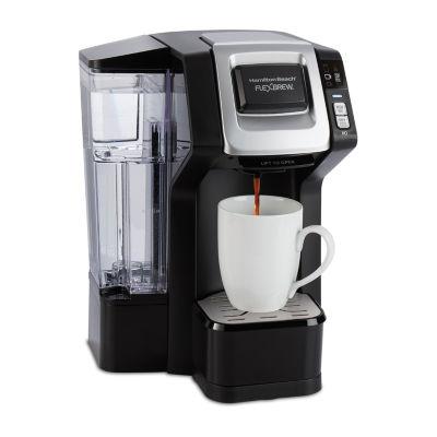 Hamilton Beach® FlexBrew Single Serve Coffeemaker With Removable Reservoir