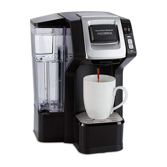 Hamilton Beach® FlexBrew Single Serve Coffeemaker With Removable Reservoir