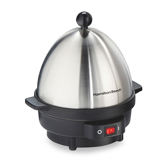 Hamilton Beach® Egg Cooker With Stainless Steel Lid
