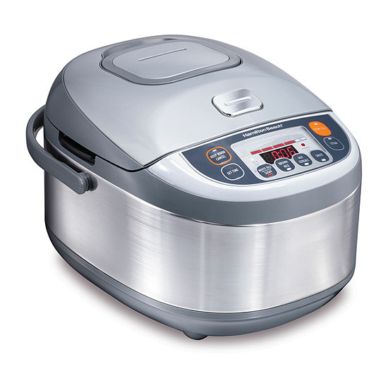 Hamilton Beach® Advanced Multi-Function Rice Cooker