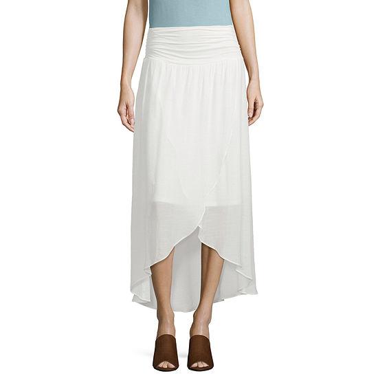 Alyx Womens Mid Rise Maxi Skirt