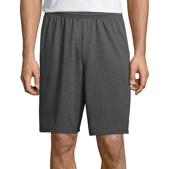 Champion Jersey Mens Workout Shorts