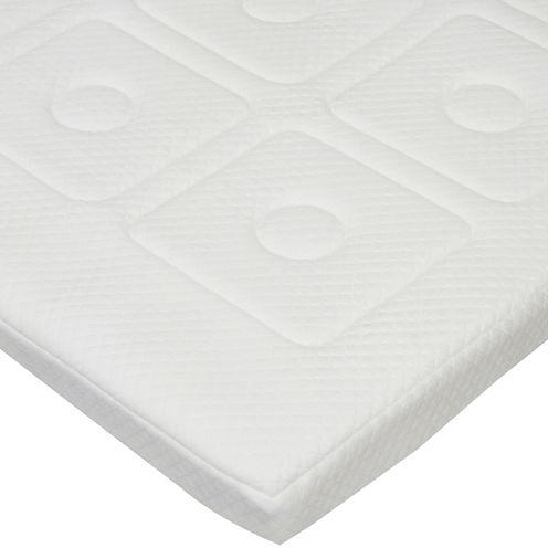 "SensorPEDIC® Luxury Extraordinaire 3"" Memory Foam Topper"