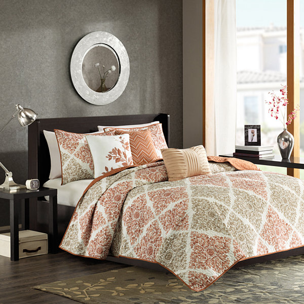 Madison Park Artista 6-pc. Quilt Set