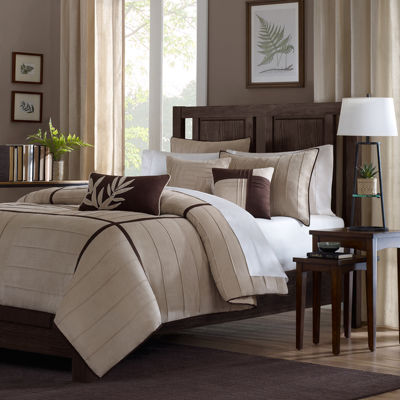 Madison Park Dune 6-pc. Duvet Cover Set