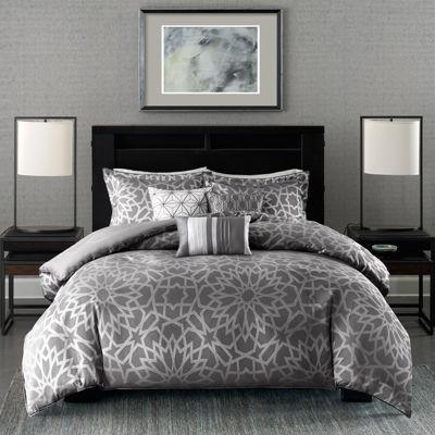 Madison Park Elena 7 Pc Comforter Set Jcpenney