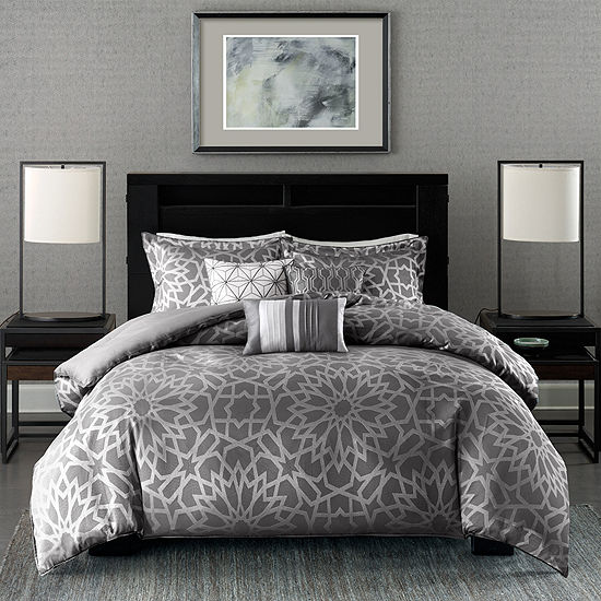 Madison Park Elena 7 Pc Comforter Set