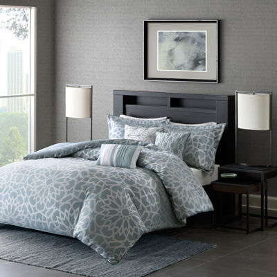 Madison Park Cecilia 6-pc. Duvet Set