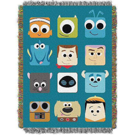 Disney Pixar Tapestry Throw