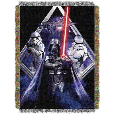 Star Wars Darth Vader Tapestry Throw