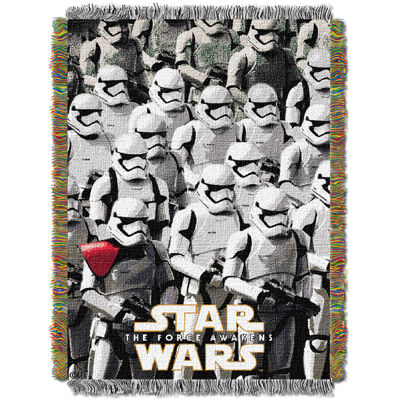 Star Wars Storm Troopers Tapestry Throw
