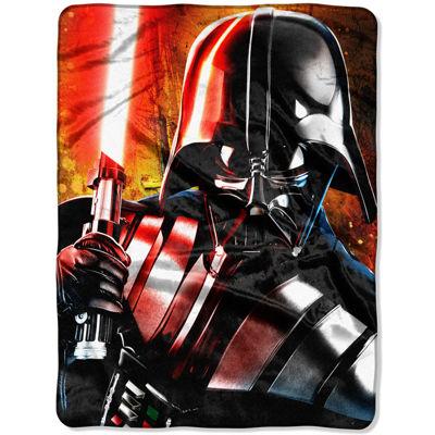 Star Wars Darth Vader Master of Evil Throw