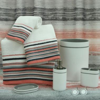 jcpenney.com   Bacova Portico Stripe Bath Collection