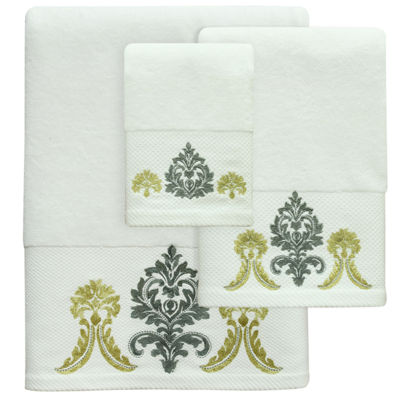 Bacova Portico Bath Towel Collection