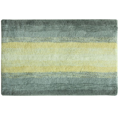 Bacova Portico Rectangular Bath Rug