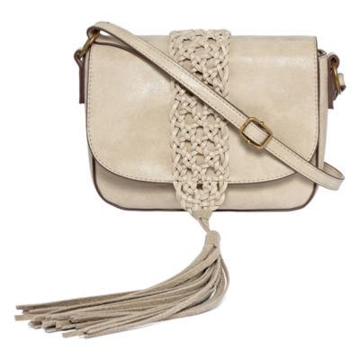 Macrame Crossbody Bag