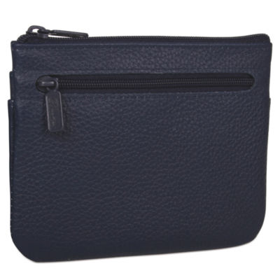Buxton Large Id Coin Case Credit Card Holder