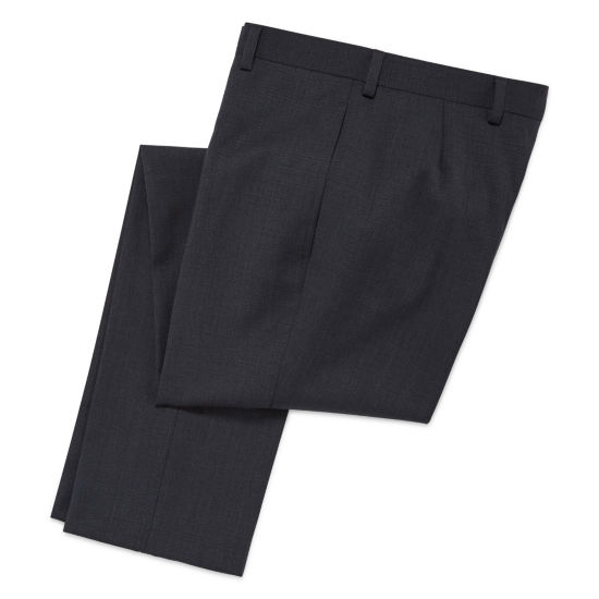 Collection By Michael Strahan Stretch Suit Pants - 8-20- Reg & Husky