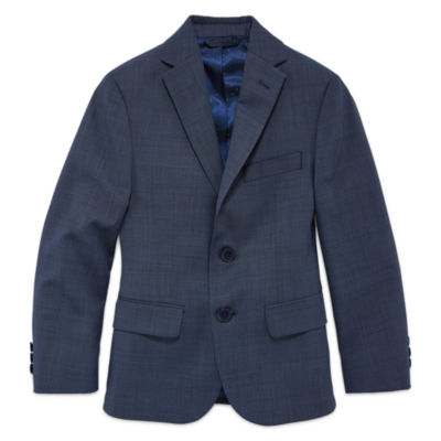 Collection by Michael Strahan Stretch Suit Jacket- 8-20-Reg and Husky