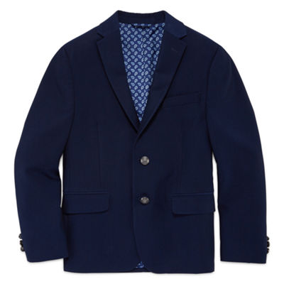 Collections By Michael Strahan Suit Boys Jacket - Big Kid